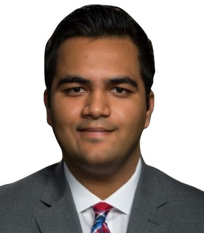 Karim Virani Sales and Research Intern